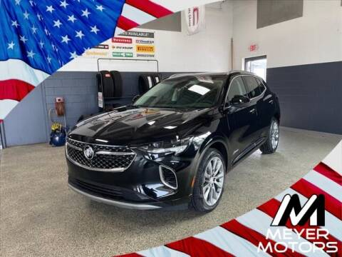 2021 Buick Envision for sale at Meyer Motors in Plymouth WI