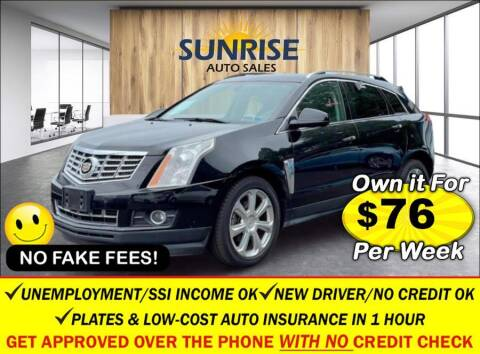 2014 Cadillac SRX for sale at AUTOFYND in Elmont NY