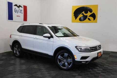 2019 Volkswagen Tiguan for sale at Carousel Auto Group in Iowa City IA