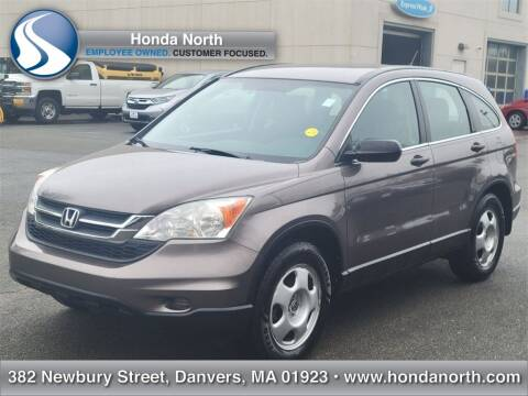 2011 Honda CR-V for sale at 1 North Preowned in Danvers MA