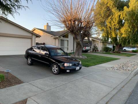 2003 Hyundai Elantra for sale at Blue Eagle Motors in Fremont CA