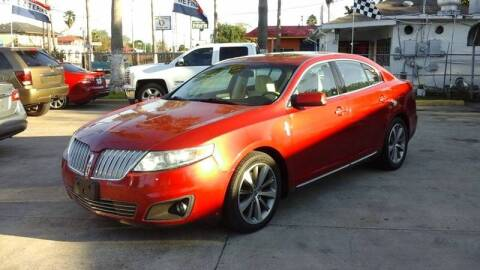 2010 Lincoln MKS for sale at Express AutoPlex in Brownsville TX