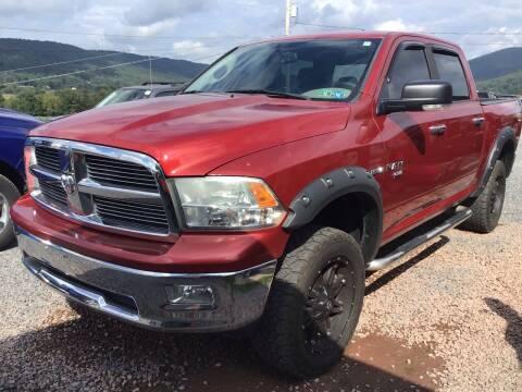 2010 Dodge Ram Pickup 1500 for sale at Troys Auto Sales in Dornsife PA