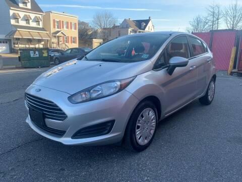 2016 Ford Fiesta for sale at Amicars in Easton PA