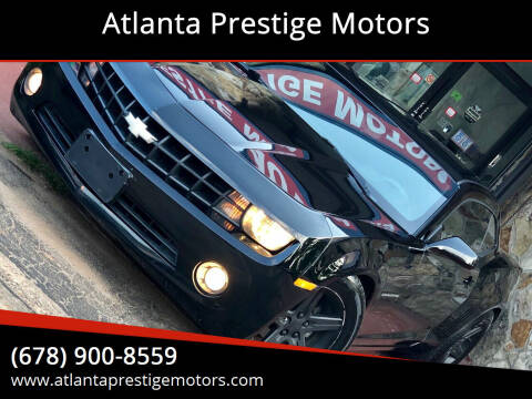 2011 Chevrolet Camaro for sale at Atlanta Prestige Motors in Decatur GA