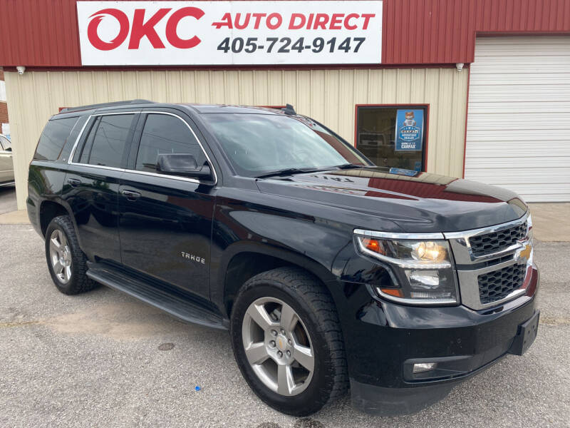 2016 Chevrolet Tahoe for sale at OKC Auto Direct in Oklahoma City OK