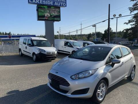 2018 Ford Fiesta for sale at Lakeside Auto in Lynnwood WA