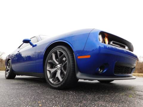 2019 Dodge Challenger for sale at Used Cars For Sale in Kernersville NC