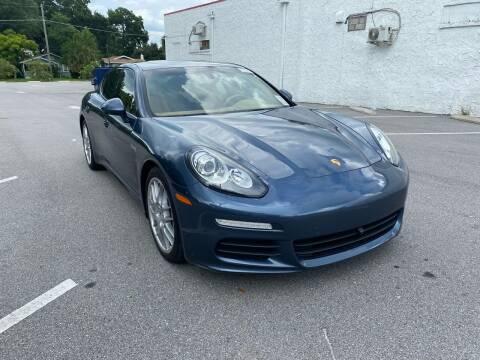 2014 Porsche Panamera for sale at Consumer Auto Credit in Tampa FL