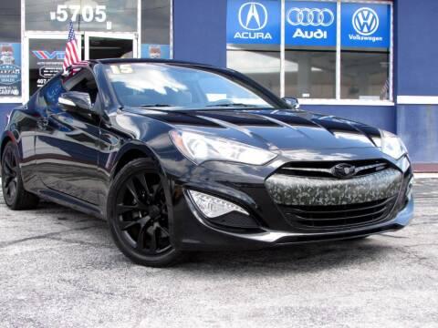 2015 Hyundai Genesis Coupe for sale at Orlando Auto Connect in Orlando FL