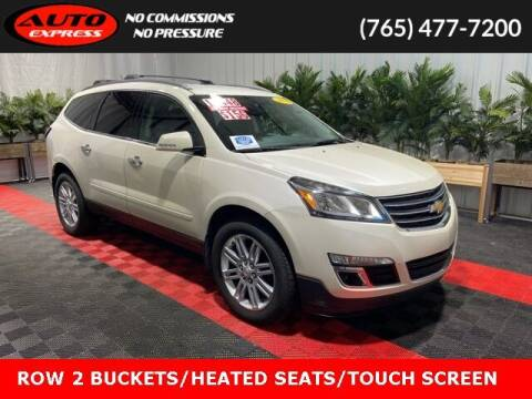 2013 Chevrolet Traverse for sale at Auto Express in Lafayette IN