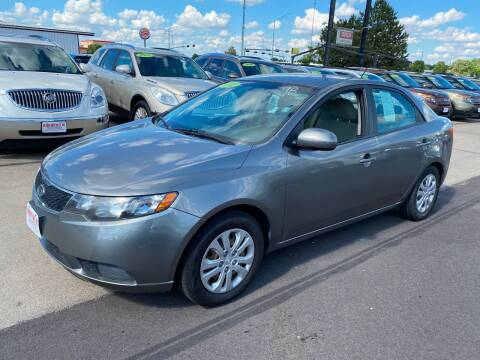 2012 Kia Forte for sale at De Anda Auto Sales in South Sioux City NE