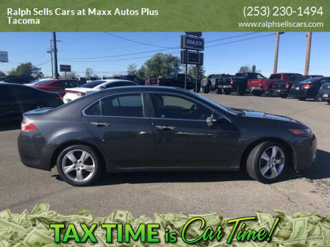 2011 Acura TSX for sale at Ralph Sells Cars at Maxx Autos Plus Tacoma in Tacoma WA