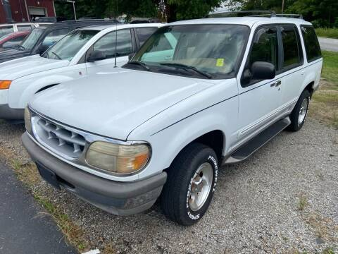 1995 Ford Explorer for sale at Sartins Auto Sales in Dyersburg TN