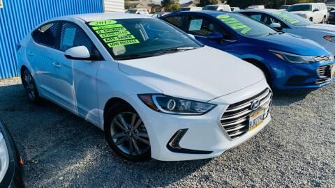 2017 Hyundai Elantra for sale at La Playita Auto Sales Tulare in Tulare CA