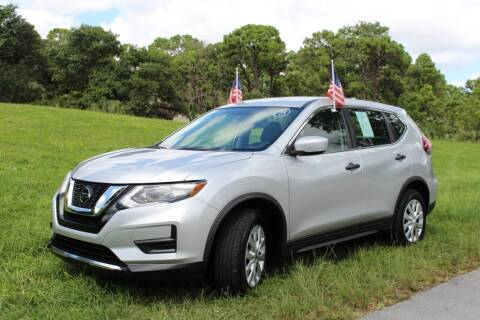 2018 Nissan Rogue for sale at CHASE MOTOR in Miami FL