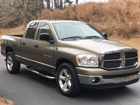 2007 Dodge Ram Pickup 1500 for sale at Two Brothers Auto Sales in Loganville GA