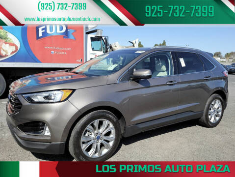 2019 Ford Edge for sale at Los Primos Auto Plaza in Antioch CA