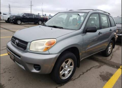 2005 Toyota RAV4 for sale at HW Used Car Sales LTD in Chicago IL
