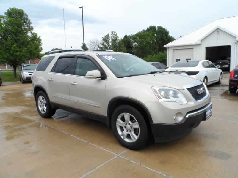 2008 GMC Acadia for sale at America Auto Inc in South Sioux City NE