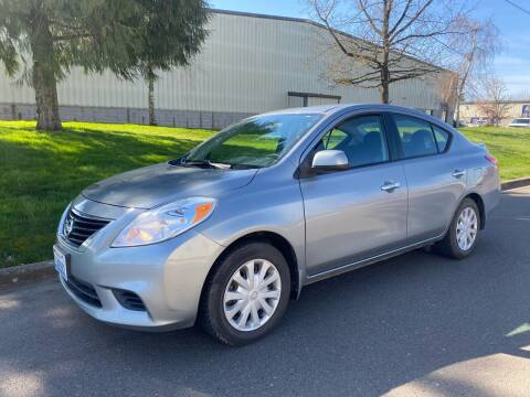 2014 Nissan Versa for sale at McMinnville Auto Sales LLC in Mcminnville OR