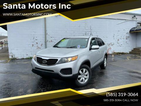 2012 Kia Sorento for sale at Santa Motors Inc in Rochester NY