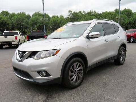 2016 Nissan Rogue for sale at Low Cost Cars North in Whitehall OH