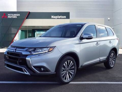 2020 Mitsubishi Outlander for sale at Napleton Autowerks in Springfield MO