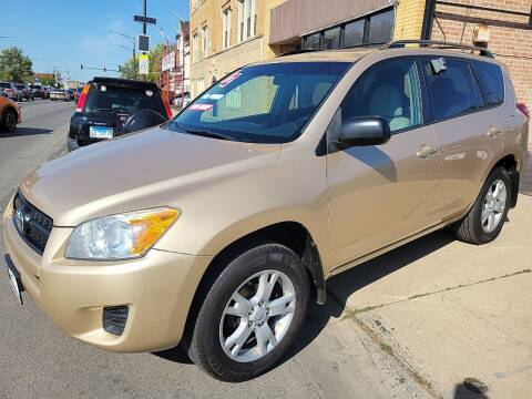 2012 Toyota RAV4 for sale at TEMPLETON MOTORS in Chicago IL
