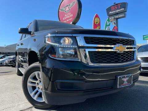 2015 Chevrolet Tahoe for sale at Auto Express in Chula Vista CA