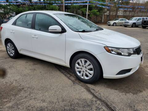 2011 Kia Forte for sale at Extreme Auto Sales LLC. in Wautoma WI