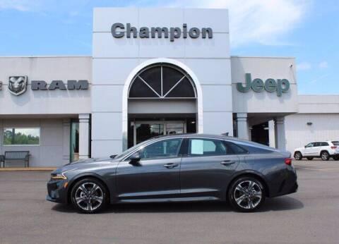 2021 Kia K5 for sale at Champion Chevrolet in Athens AL