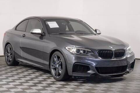 2017 BMW 2 Series for sale at Chevrolet Buick GMC of Puyallup in Puyallup WA