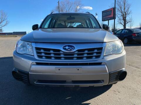 2011 Subaru Forester for sale at Rides Unlimited in Nampa ID