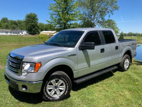 2014 Ford F-150 for sale at K2 Autos in Holland MI