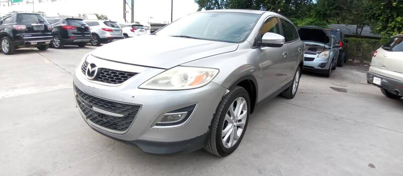 2011 Mazda CX-9 for sale at AUTOTEX FINANCIAL in San Antonio TX