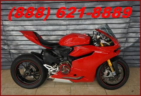 2012 Ducati Panigale for sale at AZautorv.com in Mesa AZ