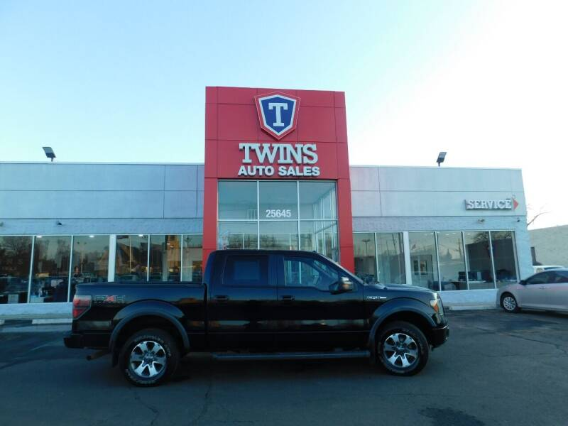 2011 Ford F-150 for sale at Twins Auto Sales Inc Redford 1 in Redford MI