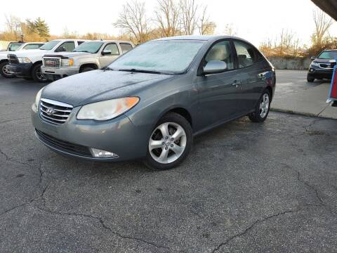 2010 Hyundai Elantra for sale at Cruisin' Auto Sales in Madison IN