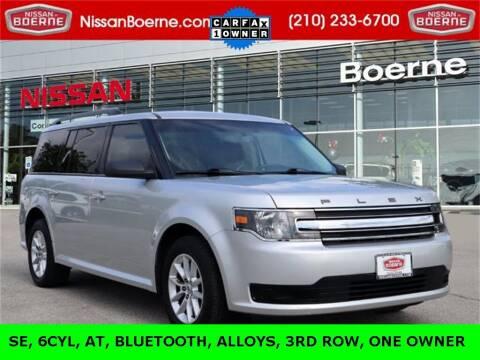 2018 Ford Flex for sale at Nissan of Boerne in Boerne TX