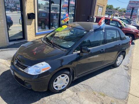 2010 Nissan Versa for sale at JBA Auto Sales Inc in Stone Park IL