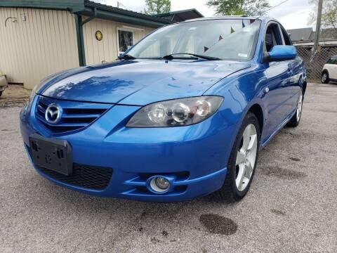 2004 Mazda MAZDA3 for sale at BBC Motors INC in Fenton MO