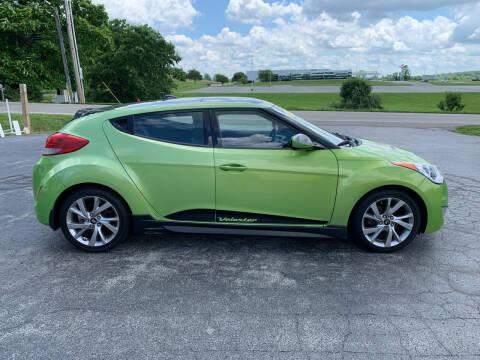 2012 Hyundai Veloster for sale at Westview Motors in Hillsboro OH