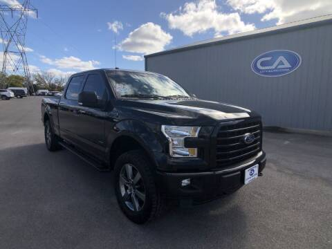 2016 Ford F-150 for sale at City Auto in Murfreesboro TN