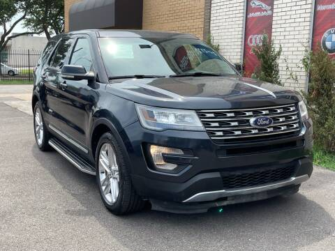 2017 Ford Explorer for sale at Auto Imports in Houston TX