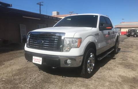 2011 Ford F-150 for sale at Salas Auto Group in Indio CA
