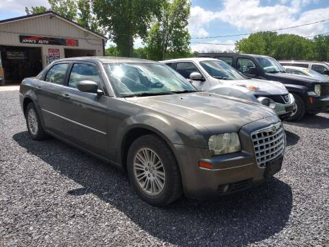 2009 Chrysler 300 for sale at John's Auto Sales & Service Inc in Waterloo NY