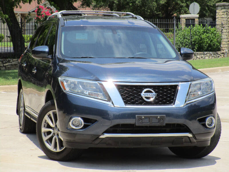 2013 Nissan Pathfinder for sale at Ritz Auto Group in Dallas TX