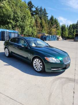 2009 Jaguar XF for sale at RICKIES AUTO, LLC. in Portland OR