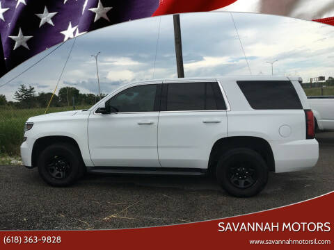2016 Chevrolet Tahoe for sale at Savannah Motors in Cahokia IL